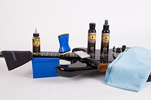 Music Nomad Complete Acoustic and Electric Guitar Care Kit