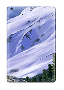 Shauna Leitner Edwards's Shop 9369901J93276311 Hot 3d Realistic Landscape First Grade Tpu Phone Case For Ipad Mini 2 Case Cover