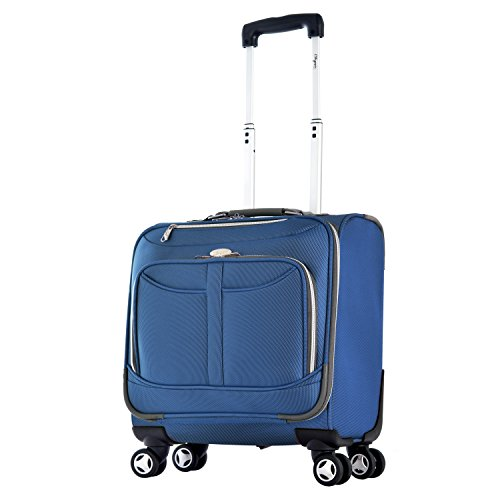- Olympia Tuscany Tote Soft Overnighter, Blue