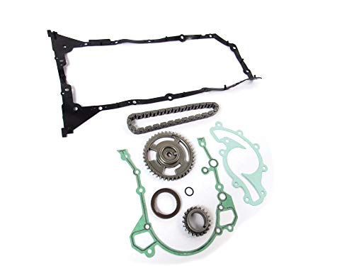Land Rover Timing Chain Kit ERC7929 for Discovery 2 and Range Rover P38 ()
