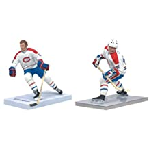 Guy Lafleur and Steve Shutt McFarlane NHL Hockey Figures Box Set