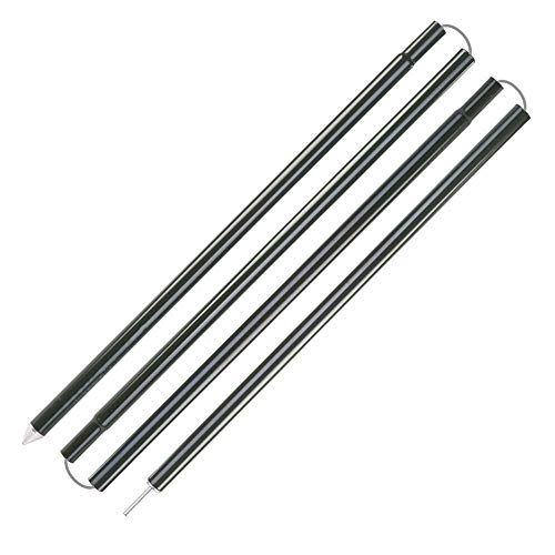 (WJQ Aluminum Alloy Canopy Pole Awning Replacement Repair Kit Tent Accessories Outdoor Camping Supplies, Sturdy and Durable Safe and Stable Against Rust)