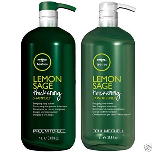 - Lemon Sage Shampoo and Conditioner 33.8oz by PM