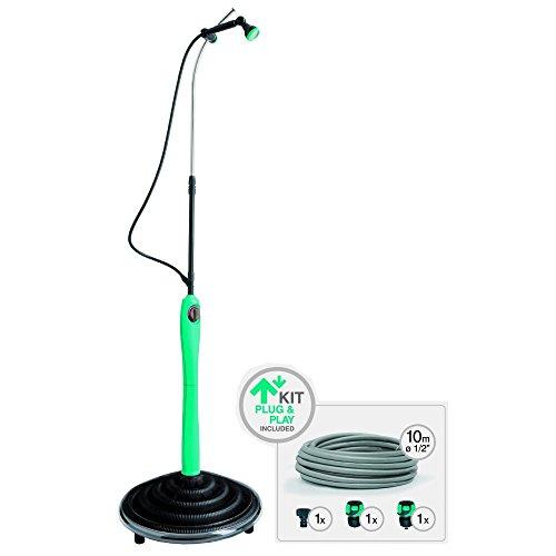 Solar Dusche Sunny Premium aquamarin Gartendusche Pooldusche Campingdusche