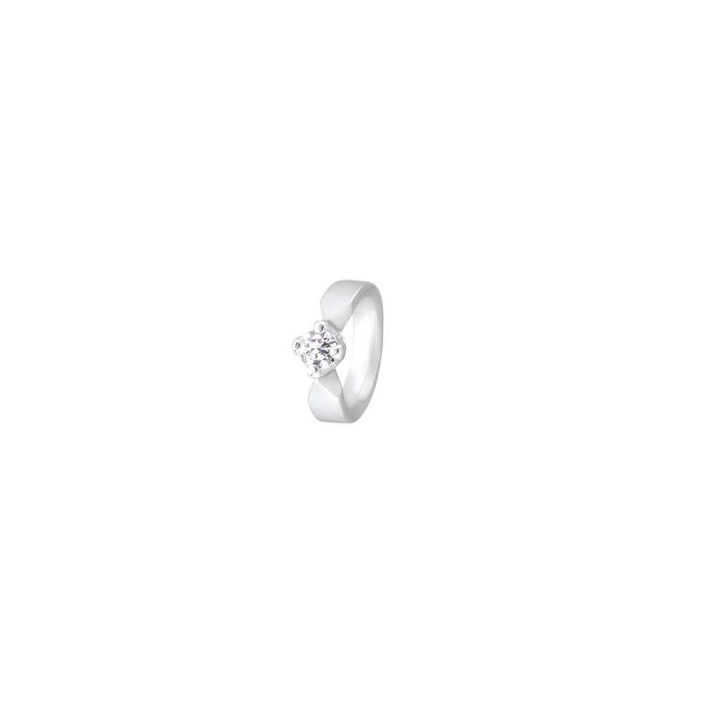 Johnny&Rover(ジョニーアンドローバー) K18WGベビーリング/ダイヤモンド[GRACE]BE-005 0002643893   B07P6J2QNP