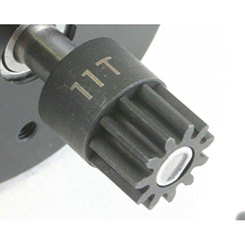 Hot Racing NSG3211 11t Steel 32p Pinion Gear 5mm Bore