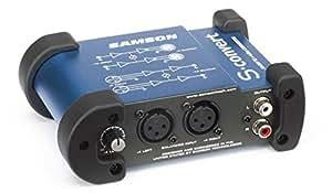 Samson S-convert - Caja de inyección: Amazon.es