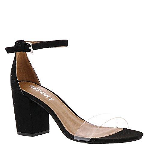 Report Pammy Women's Sandal 7.5 B(M) US Black ()