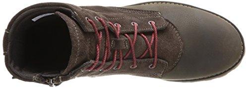 Timberland Asphalt Trail FTK_EK 6 Inch Plain Tpe Lace Unisex-Kinder Chukka Boots Braun