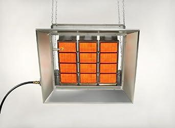 Sunstar SG6 Infrared Radiant LP Heater 60,000 BTU