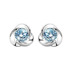 Women's Swarovski Diamond Cubic Zirconia Studs Earring