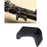 Clarinete Oboe ajustable para menos de 14,5 mm de diámetro pulgar pulgar dedo reposo ergonómico clarinete accesorios…