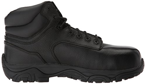Trencher 5 Age Toe M 5 6in Composite Work Mens Black Iron Leather Boots vgwqCU00n