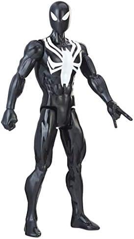 Spider-Man Titan Hero Series Web Warriors: Black Suit Spider-Man