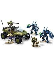 Mega Construx Halo Warthog Run toys