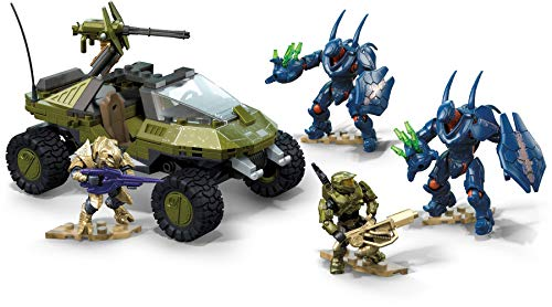 Mega Construx Halo Warthog Run from Mega Construx