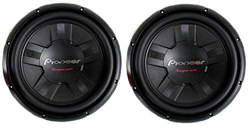 4 Ohm 2 Subwoofers - 5