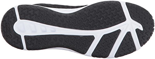 Asics Ankle Defiance Black white Shoes high Women's Training X carbon rqrtf7Z