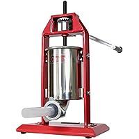 Llenadora de carne VIVO Rellenador vertical de carne de acero inoxidable 3L /7LB 5-7 libras ~ por VIVO (STUFR-V003)