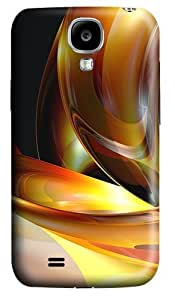 3D Abstract Designs Polycarbonate Hard Back Case Cover for Samsung Galaxy S4 SIV I9500 by kobestar