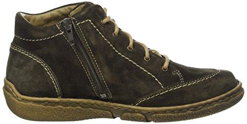 Josef Seibel Neele 01 Damen Hohe Sneakers Grau (vulcano 707)