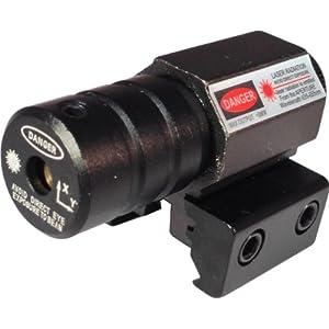 レッドレーザーサイト マウント一体型 20mmレール対応 SLR-01