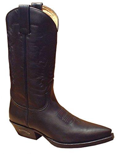 Sendra Boots 2450 schwarz * incl. original MOSQUITO ® Stiefelknecht *