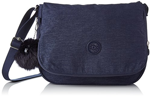 Blue Spark Bag Kipling Earthbeat Body Night M Women's Cross rWzfwq0Yz