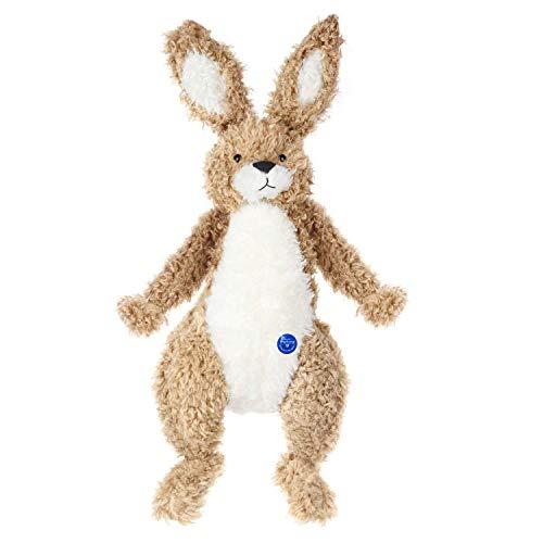 Rabbit Stuffed Animal Adorable Stuffed Plush Rabbit Durable Bunny Stuffed Animal Soft Stuffed Plush Bunny with Floppy Ears Stuffed Rabbit Bunny Plush Toy Gifts for Childrens Baby Kids Toddler Girls