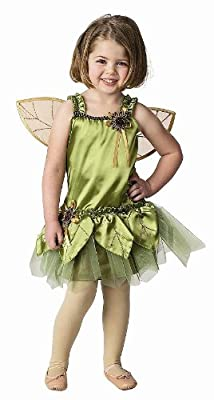 Garden Fairy Costume With Detachable Wings | Learning Toys
