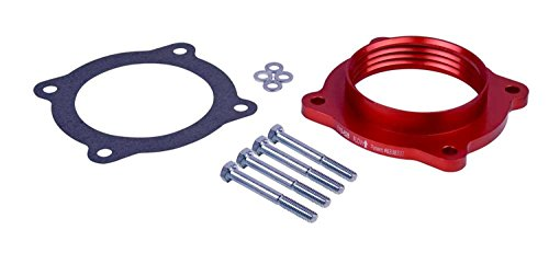Airaid 510-628 PowerAid Throttle Body - Body Throttle Billet Spacer