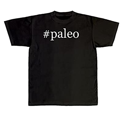 #paleo - New Adult Men's Hashtag T-Shirt