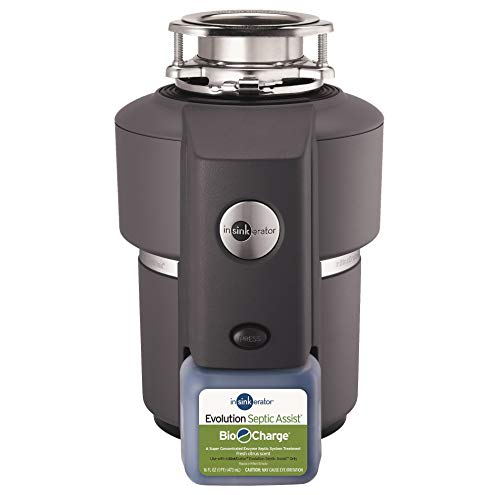Enamel Refill (InSinkErator Garbage Disposal, Evolution Septic Assist, 3/4 HP Continuous Feed)