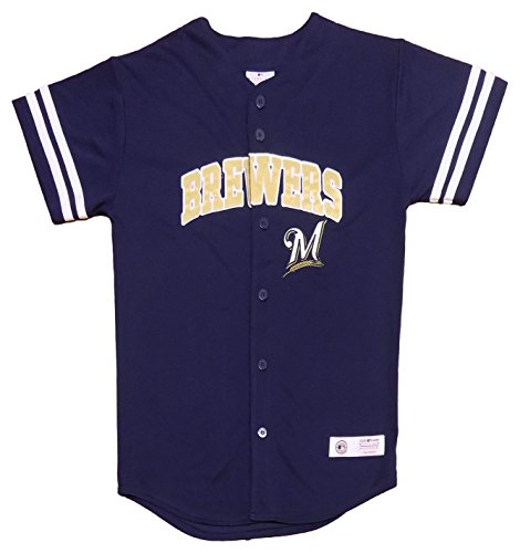 Milwaukee Brewers Baby Jersey Price Compare