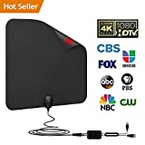 Best As Seen On TV HDTV Antenna - Snapsmile TV Antenna Digital TV Indoor - Higher Review