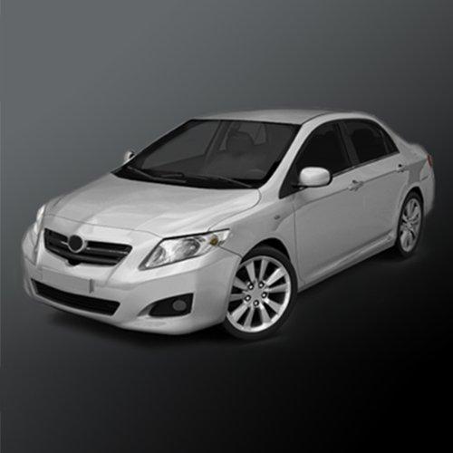 Gila 2.5 % VLT Xtreme Limo Black Automotive Window Tint