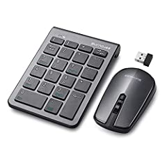 Numeric Keypad and Mouse