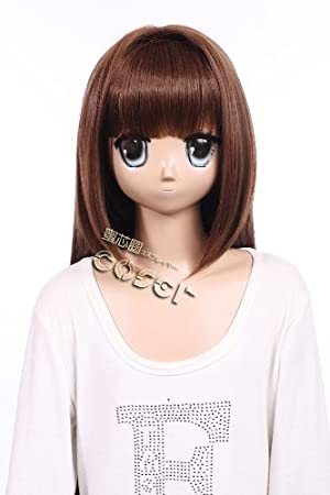 CosplayerWorld Hiiro no Kakera Tamaki Kasuga Peluca Cosplay Anime Japones De Descuento 100cm 39inch Accesorios Cosplay