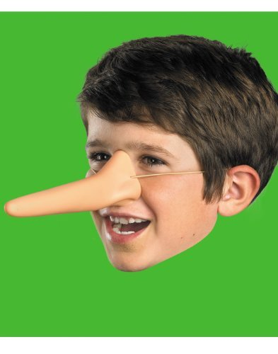 Disguise Costumes Pinocchio Nose, Child - http://coolthings.us