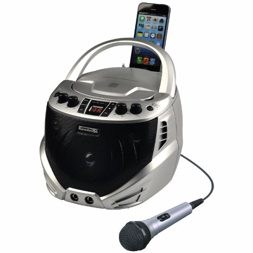 Emerson Portable Karaoke - Emerson Radio GQ262 Portable CD+G Karaoke Player