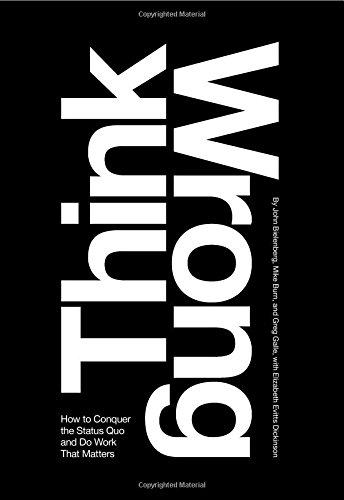 Think-Wrong-Book