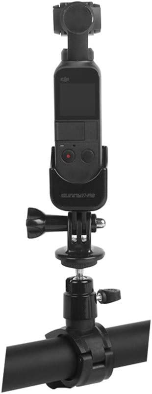 Belloc 2019 Tripod Holder Bike Mount Stand for DJI OSMO POCKET Bicycle Bracket Accessories