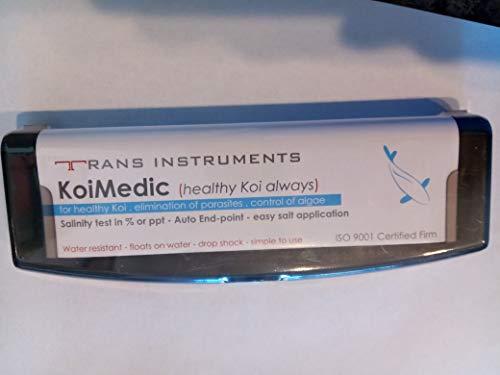 (Aquascape - KoiMedic Salt Meter - Electronic Pond Water Salt Level Tester)
