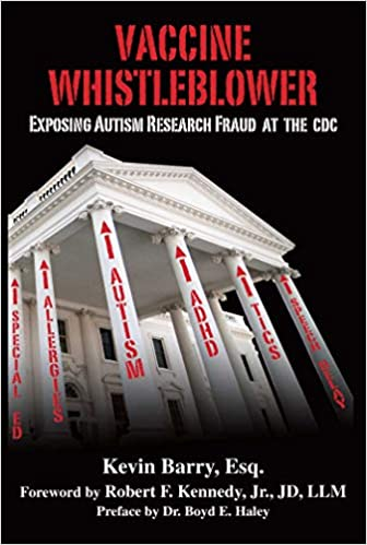 Vaccines Brian Hooker Does Re >> Vaccine Whistleblower Exposing Autism Research Fraud At The Cdc