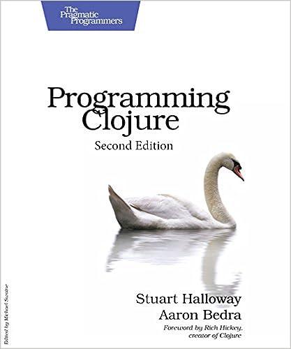 Clojure Programming Book