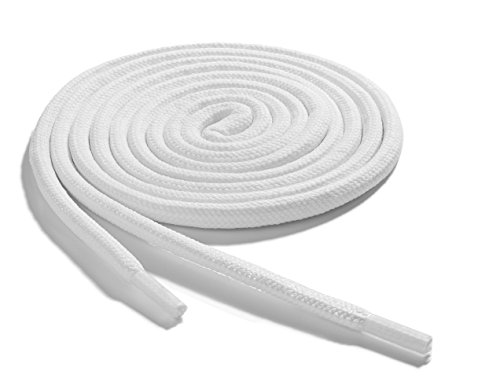 OrthoStep Thick Round Athletic 54 inch White Shoe...