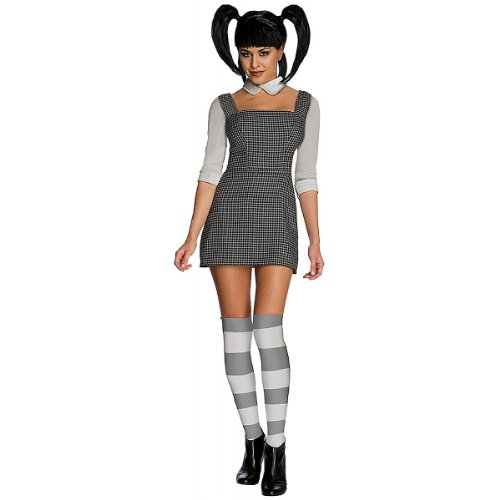 Secret Wishes Frankenweenie Elsa Van Helsing Costume, Black,