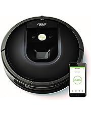 iRobot Roomba 981 Robot Aspirador para Alfombras con Potencia de Succión y Cepillos de Goma Antienredos