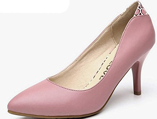 YTTY Pointed Ol 36 Heels Pink gp0gvzqW