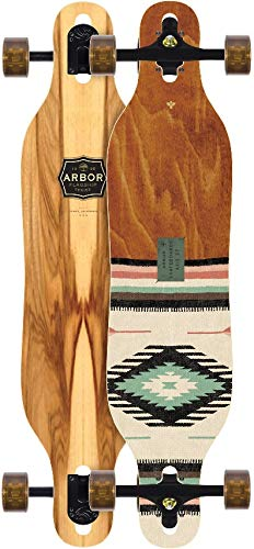Arbor Axis 37 Flagship 2018 Complete Longboard (Arbor Longboard Snowboard)